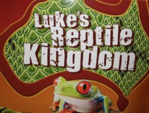Luke's Reptile Kingdom